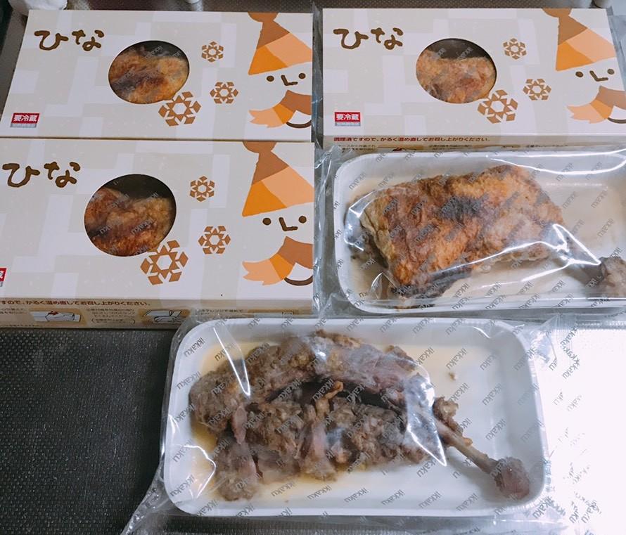 香川県丸亀市の骨付鳥『一鶴』