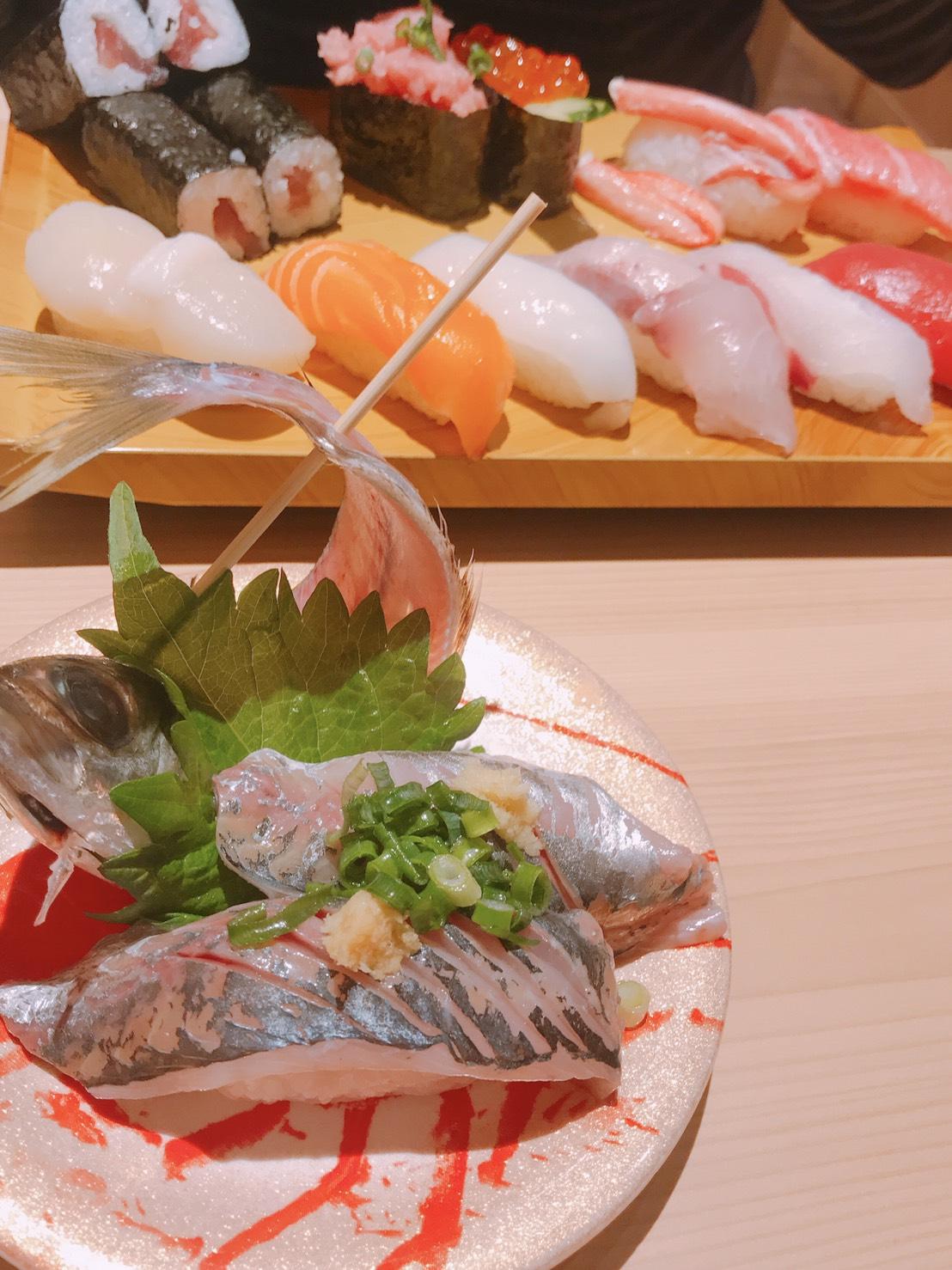 回転寿司『すし鮮』