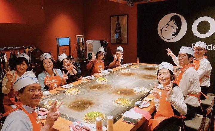 OKOSTA オコスタ お好み焼き作り体験