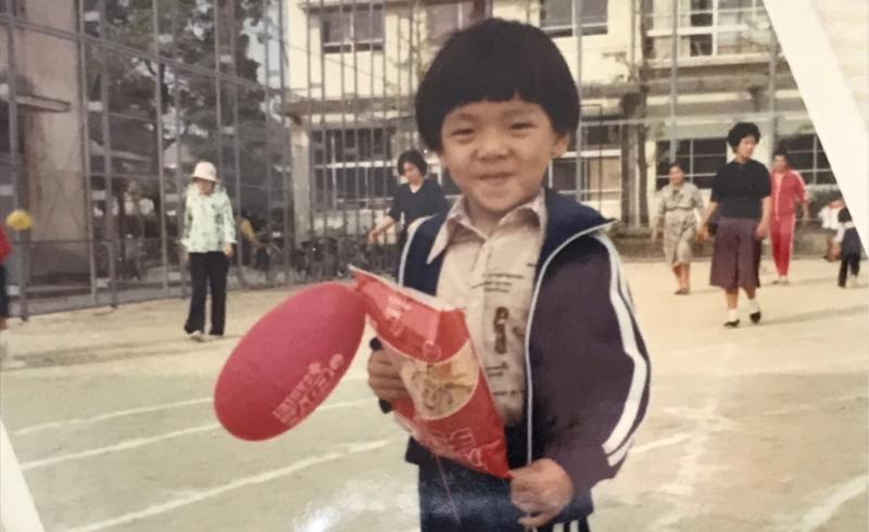 子供の時の思い出の写真