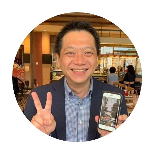 合同会社エムリンクス代表 前田英隆