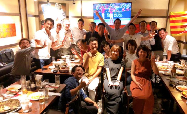 広島市中区倫理法人会 納涼会 in ひろしま国際ホテル