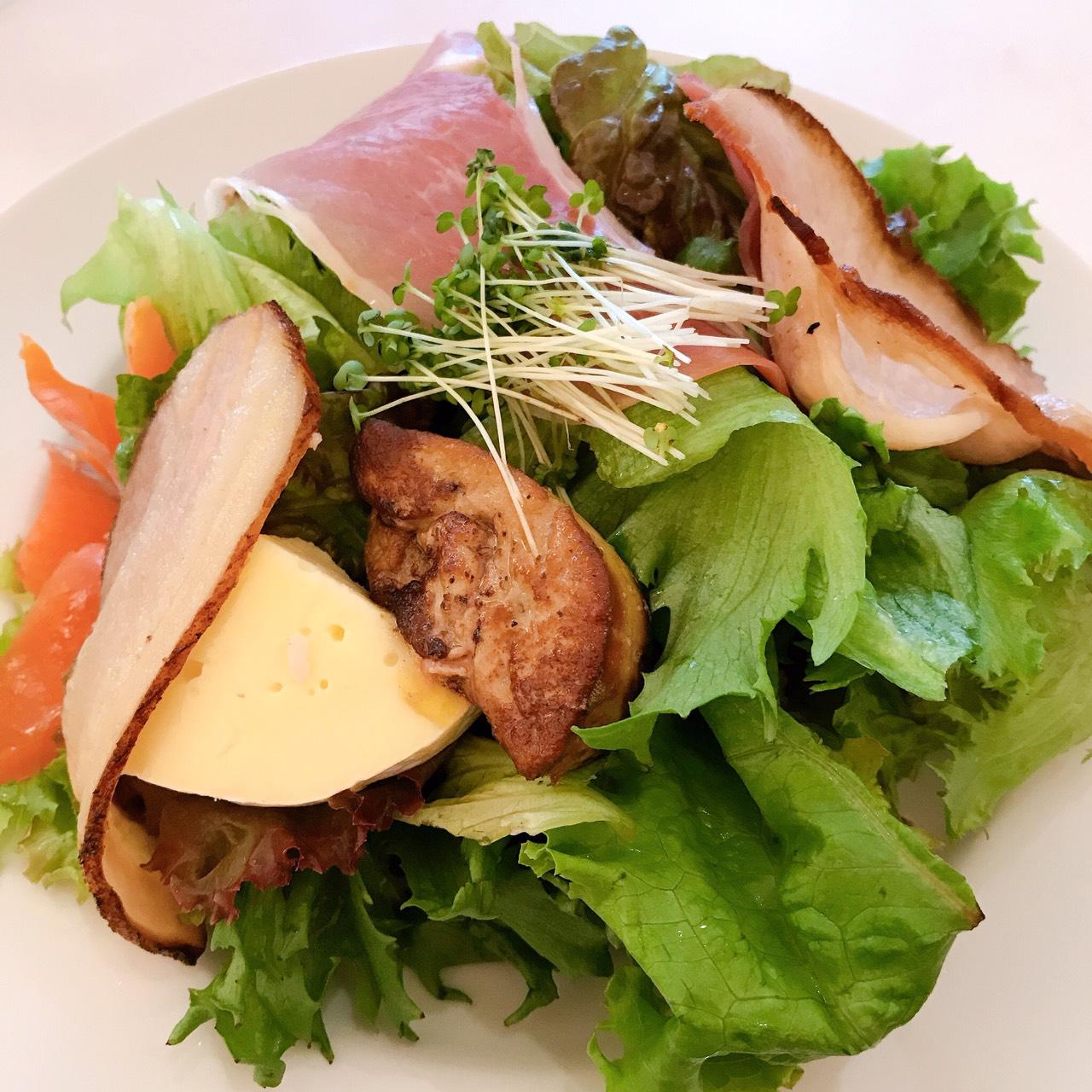 美食家サラダ