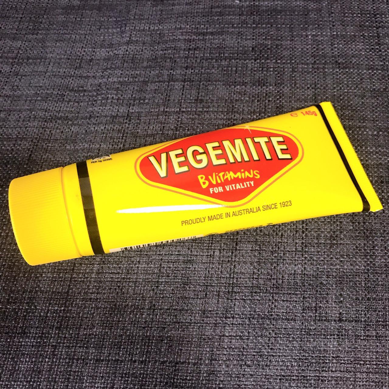 オーストラリアで大人気!?Vegemite(ベジマイト)からの洗車