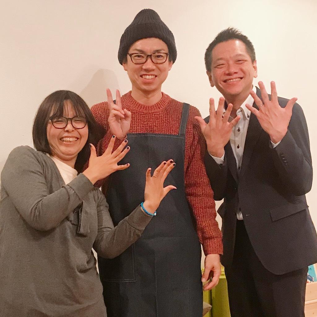 多田さん&中尾さん