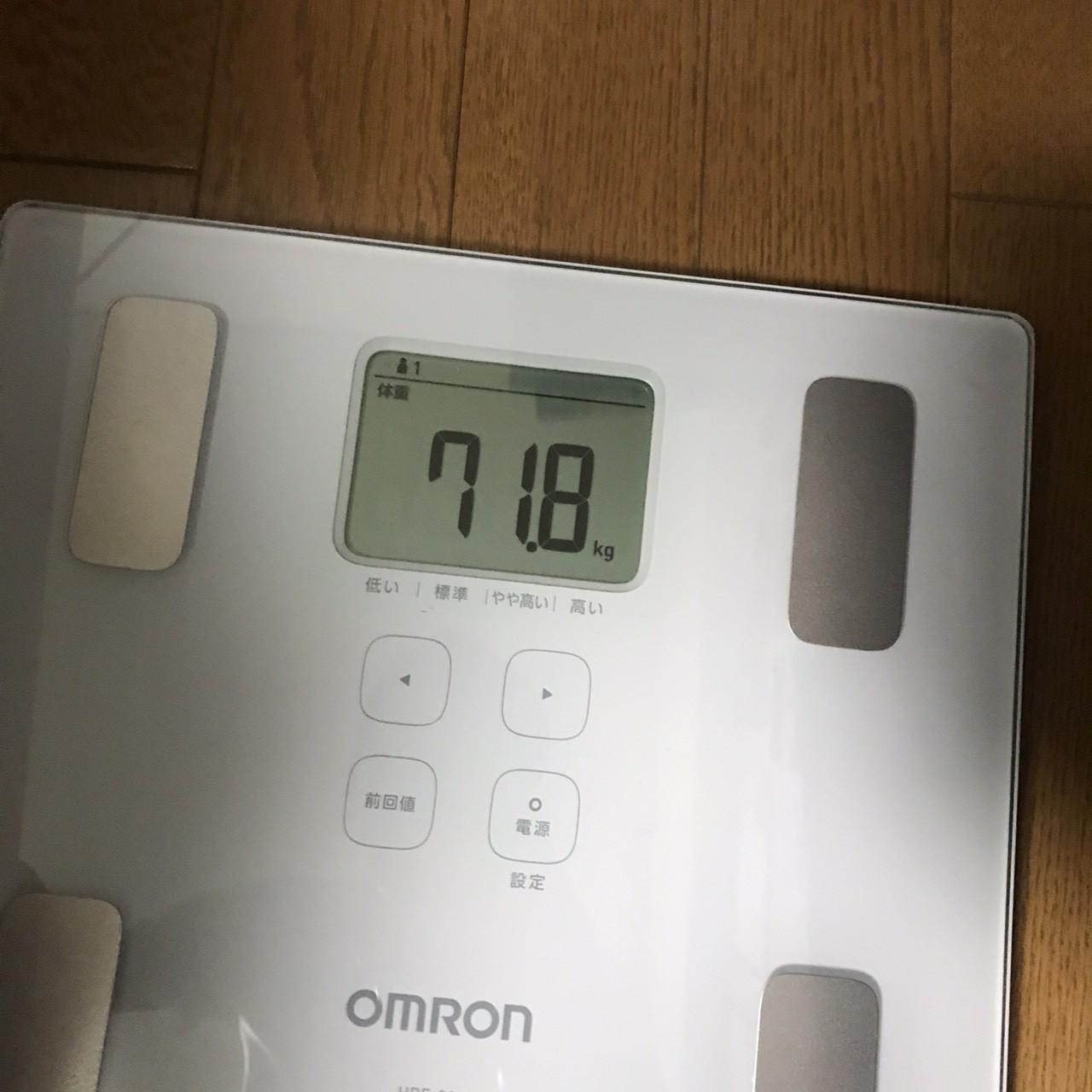 食事改善ダイエット100日実践の結果!