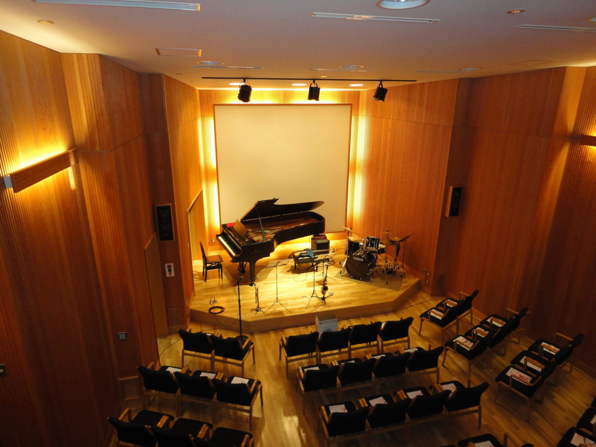 ひまわり音楽教室さんのホール