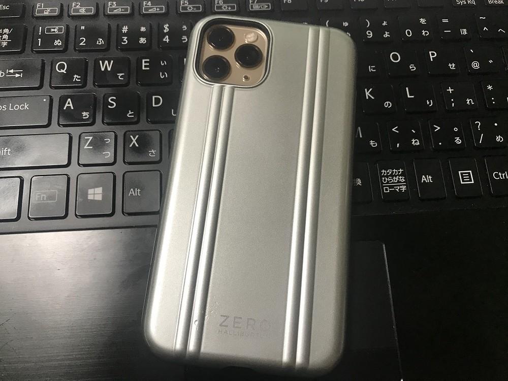 ゼロハリバートン iPhoneケース