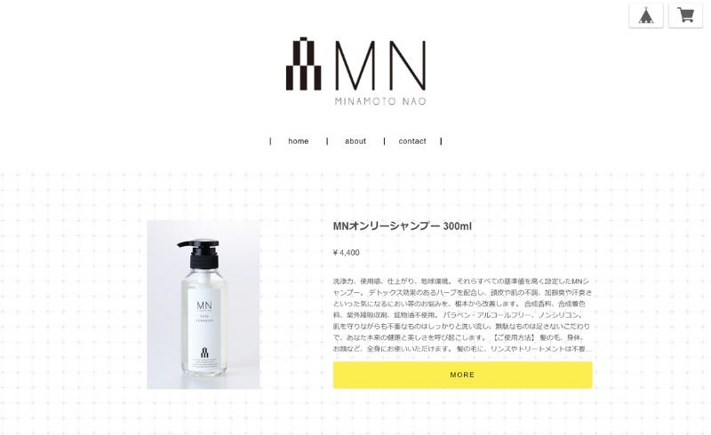 MN CORP. ネット通販サイト
