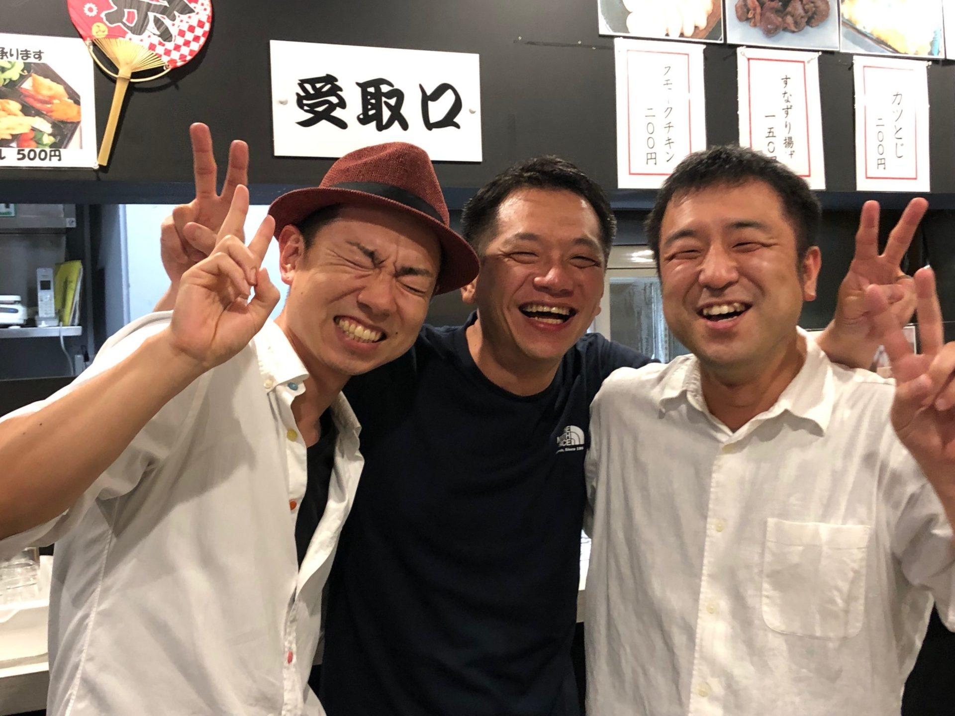 中尾さん前田古霜さん