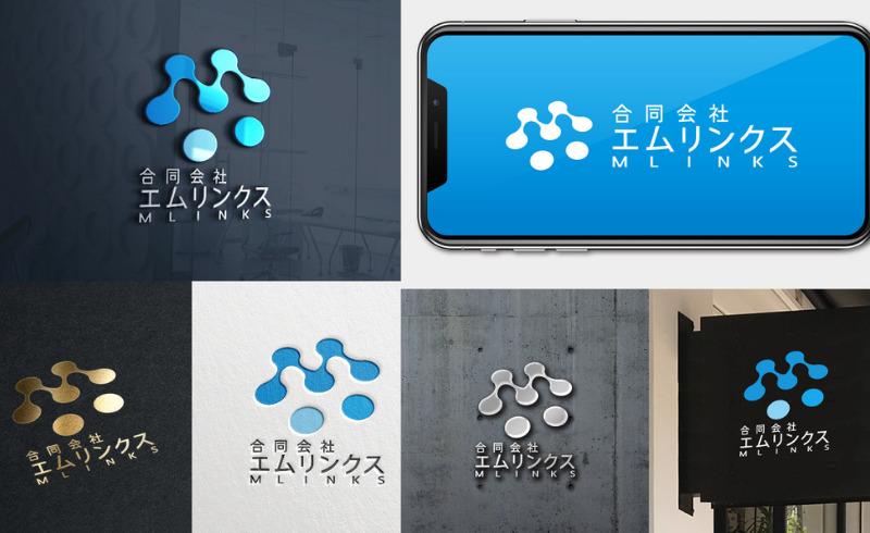 【オリジナルロゴ制作】エムリンクスのロゴの意味