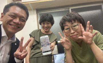 田中さんと桑本さん