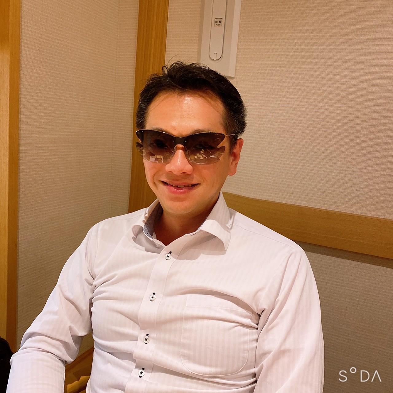 ヴィトンのサングラス