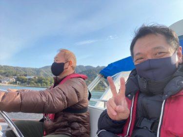 宮島までクルージング&ドローン撮影