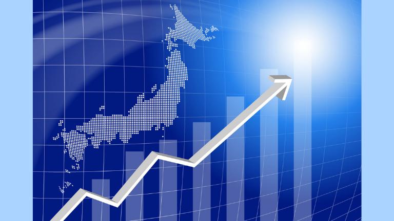 日本上昇回復復活